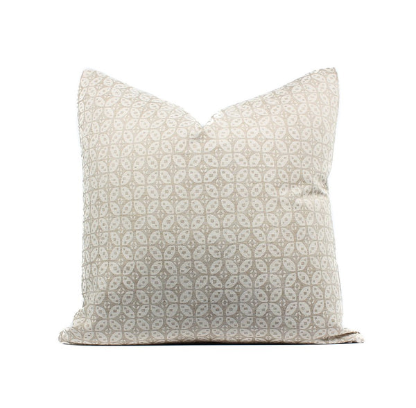 Boho Pillow Combo Warm Neutrals