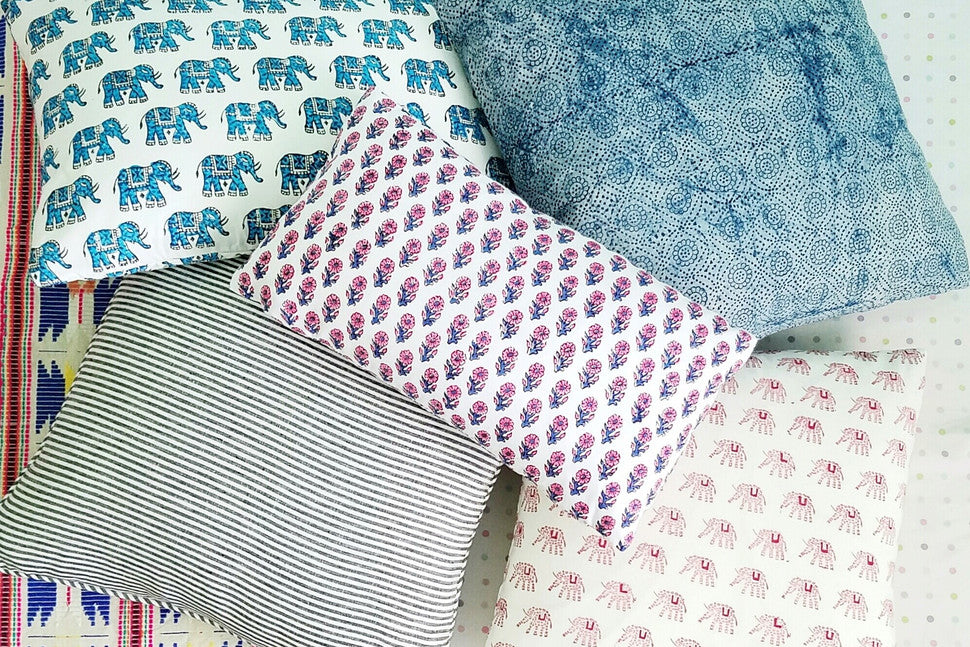 Boho Pillow Globally Inspired Textiles Pillows And