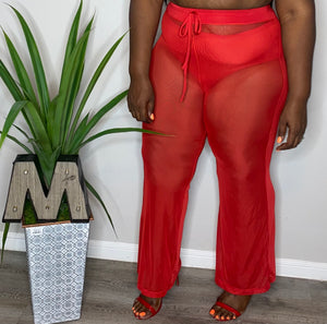 FLAME FLAIR MESH PANTS (FITS UP TO XXL)