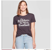 Load image into Gallery viewer, On Sundays We Watch Football (XXL)