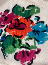 Load image into Gallery viewer, VINTAGE CAROLE LITTLE CROP SWEATER (S)