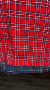 PRESTON & YORK SPORT TARTAN PLAID POLO (MEN'S 3X)