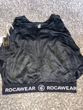 Load image into Gallery viewer, ROCAWEAR NET CROP TOP (LARGE)
