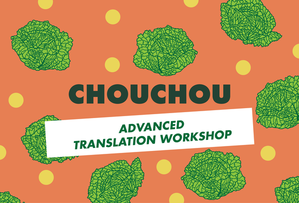 Advanced Translation Workshop - 4 weeks