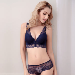 Fashion Luscious Sexy Bra & Panties Irresistible Lingerie Set