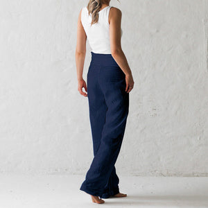 Trendy Retro Casual Loose Harem Trousers