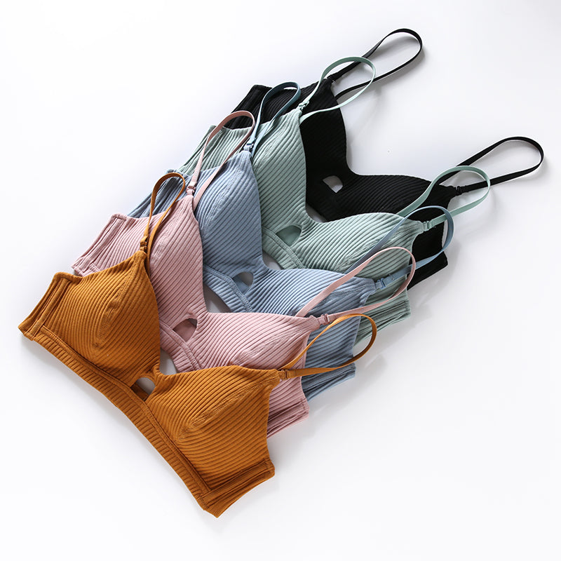High Quality Fashion Comfortable Cotton and Sexy Underwear Set