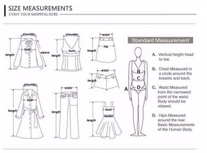 Summer Bikinis Set  Blue Sexy Skinny Denim Swimsuits, measuring chart