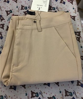 NEW casual office Pencil Trousers