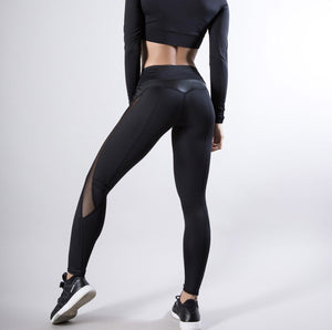 New Fashion Casual High Waist Fitness Workout Leggings
