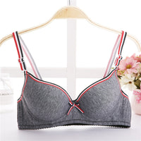 Fashion Striped Fashion Bra Sexy Lingerie Push Up