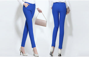 NEW women's casual office Pencil Trousers