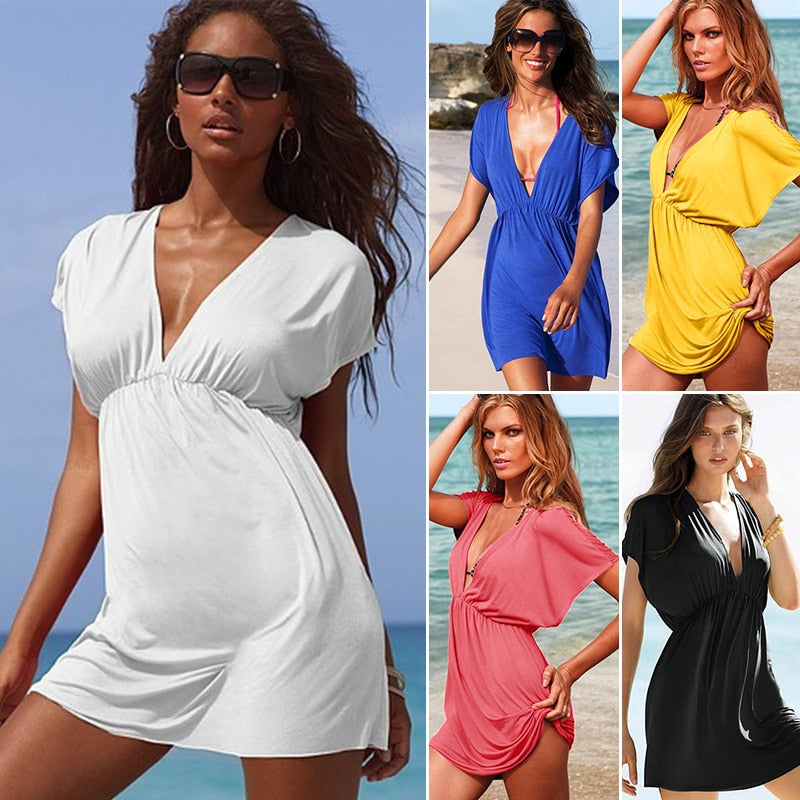 New Beach Bikini Summer Swimsuit Cover Up
