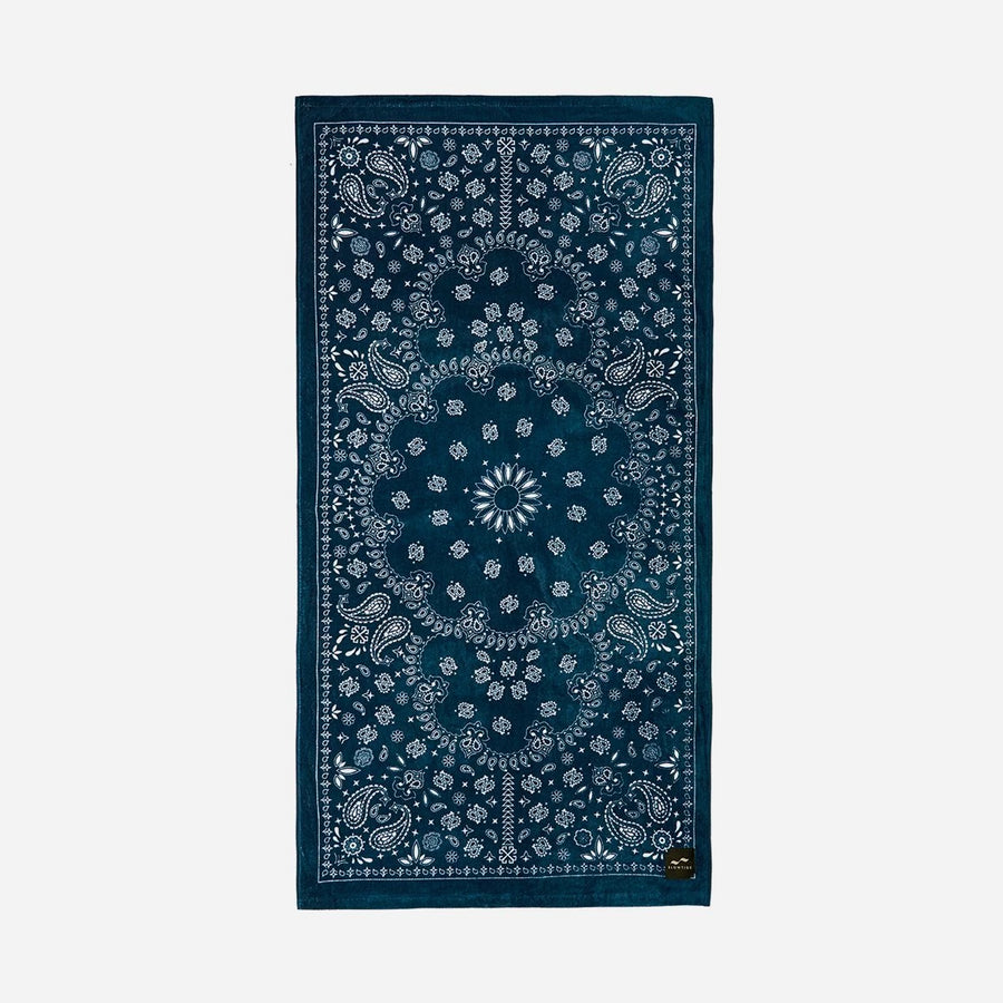 Paisley Park Beach Towel