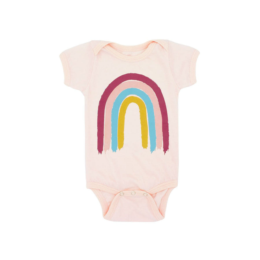 Painter's Rainbow Onesie
