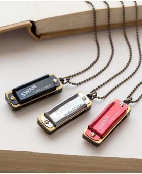 Harmonica Sola Necklace