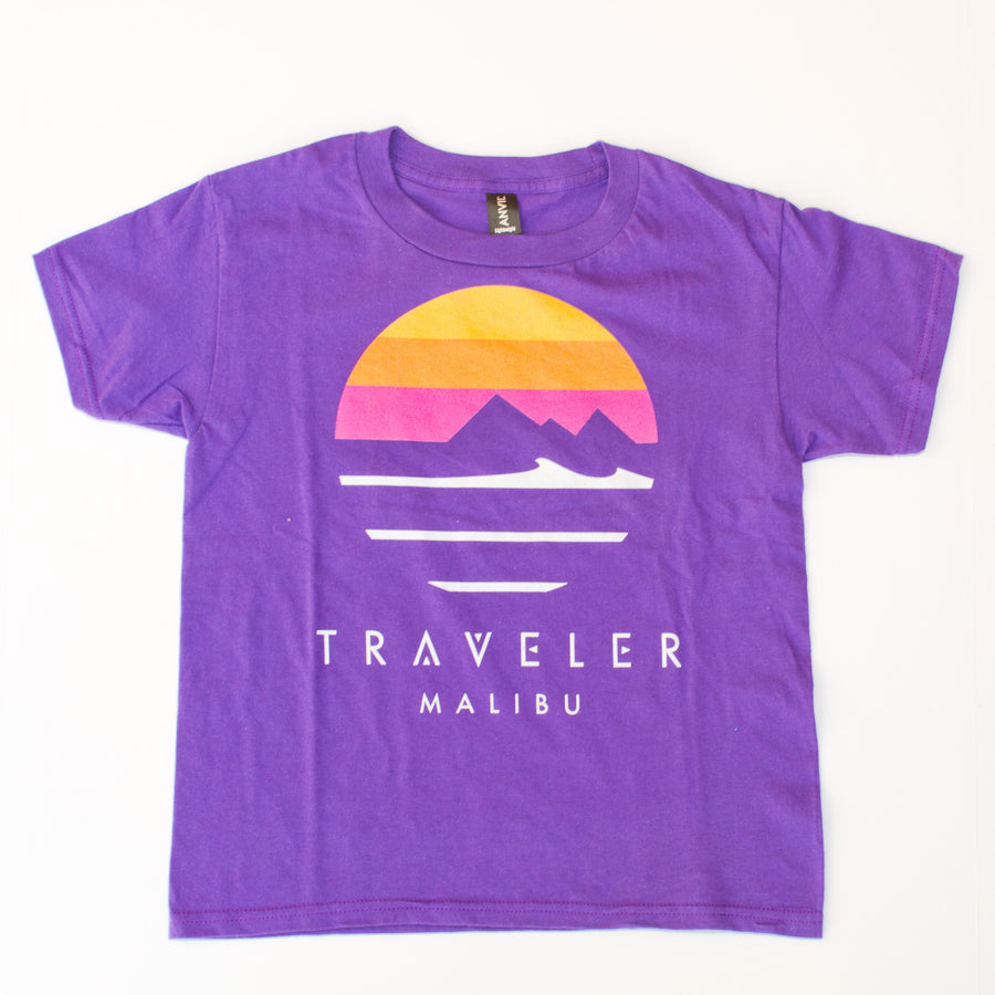 Traveler Logo Youth Tee