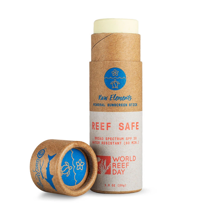 Ocean Ramsey - WORLD REEF DAY STICK SPF 30 *Zero Waste*