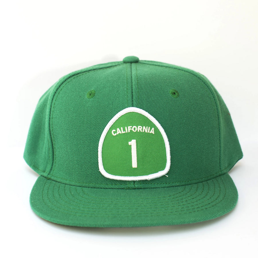 Highway 1 Patch Hats