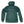 Traveler Surf Club Pullover Hoodie - Heather Forest