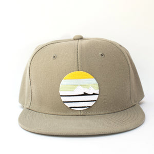 Traveler Patch Snap-Back Hats