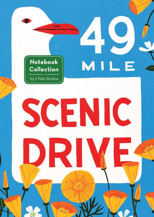 49-Mile Scenic Drive Notebook Collection