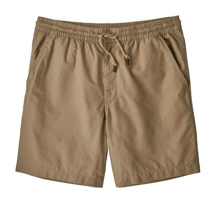 Lightweight All-Wear Hemp Volley Shorts - 7""