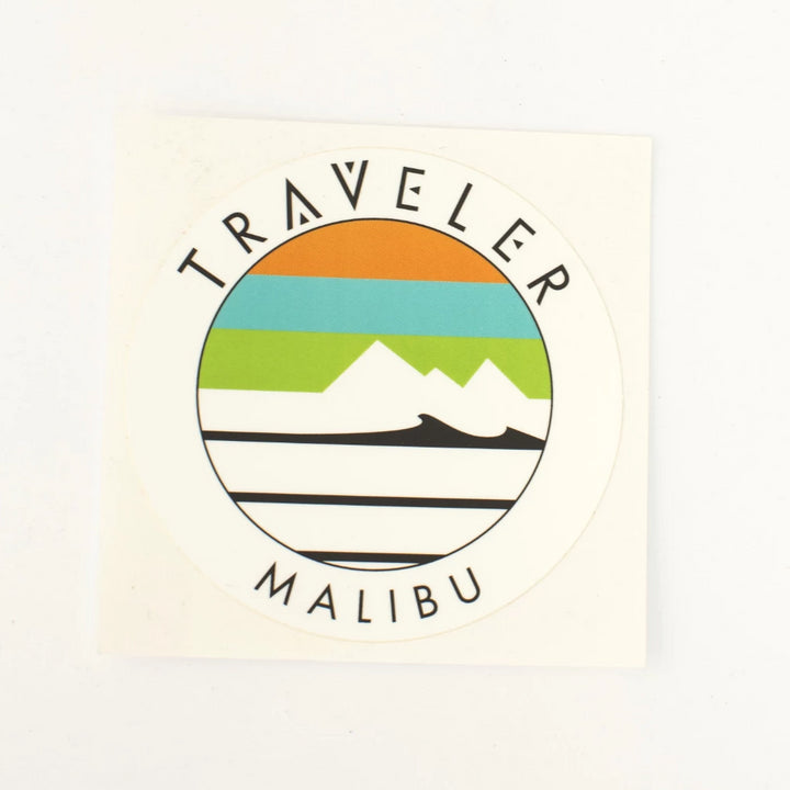 """Traveler Stickers"""