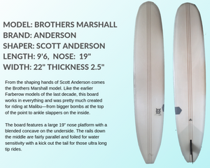 Surfboard Rental