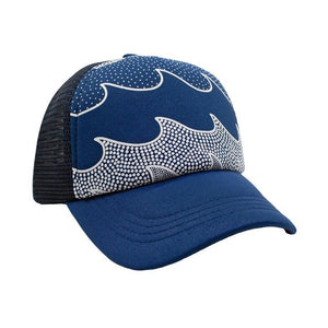 Cosmic Waves Kid's Hat
