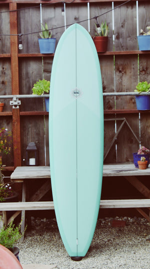 7'8 Bing Seeker - Seafoam Green