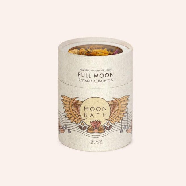 Full Moon Botanical Bath Tea