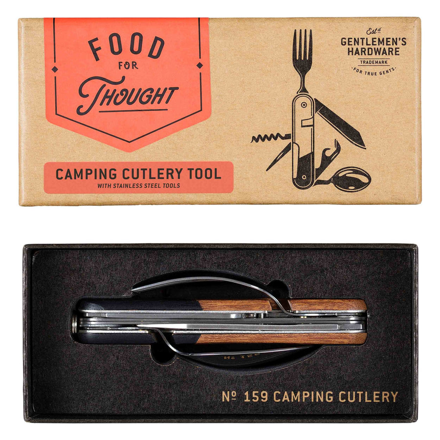 Camp Cutlery Tool Kit