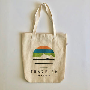 Traveler Malibu Canvas Tote