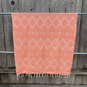 Southwest Pattern Turkish Towel