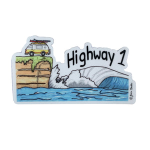 River to Sea Stickers