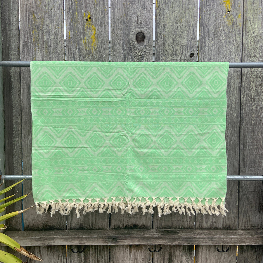 Southwest Pattern Turkish Blanket