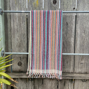 Striped Terry Bath Towel
