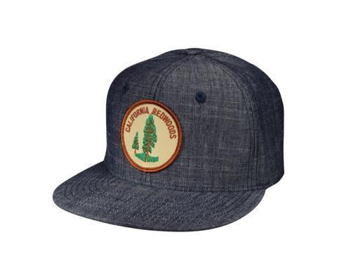 California Redwoods Patch Hat