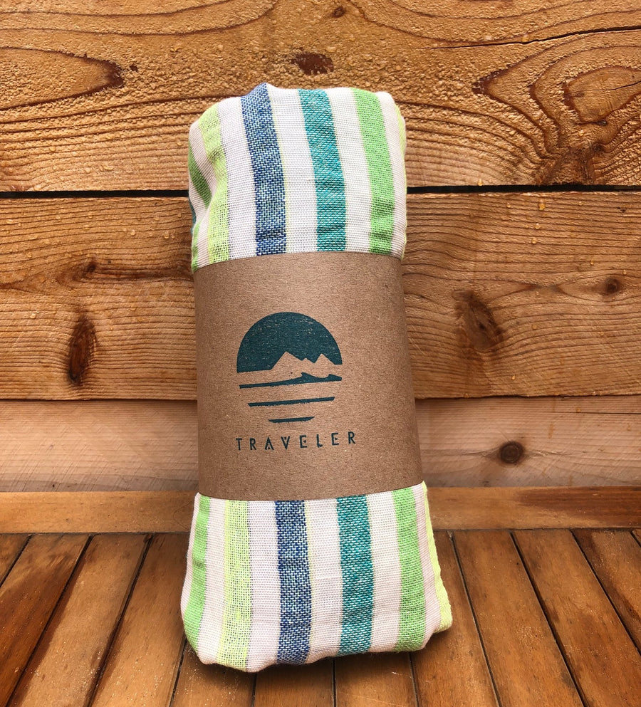 Traveler Stripe Beach Blanket