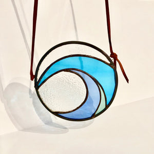 New Wave Stained Glass