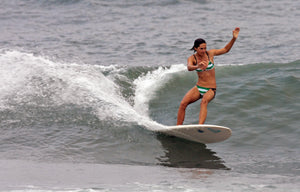 Surf Instructor - Julie Cox
