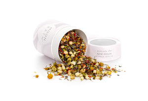 New Moon Botanical Bath Tea