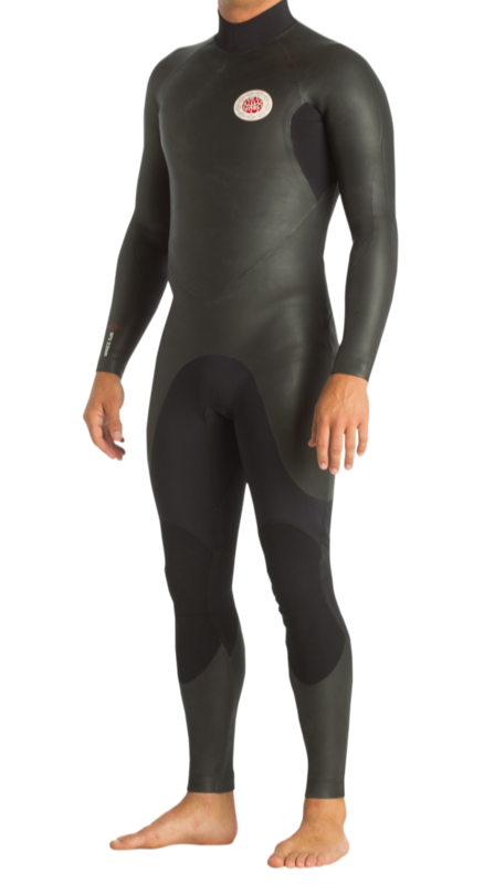 Men's Retro Fullsuit 4/3mm