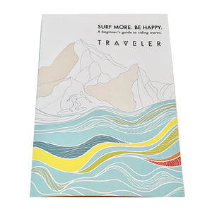 Traveler Surf Guide to Riding Waves