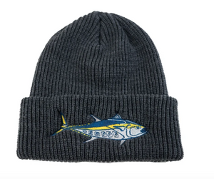 Blue Fin Watch Cap