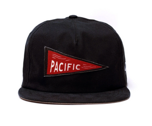 Pacific Pennant Strapback