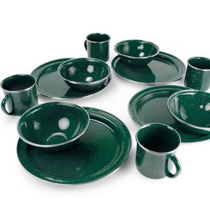 Pioneer Table Set - Green