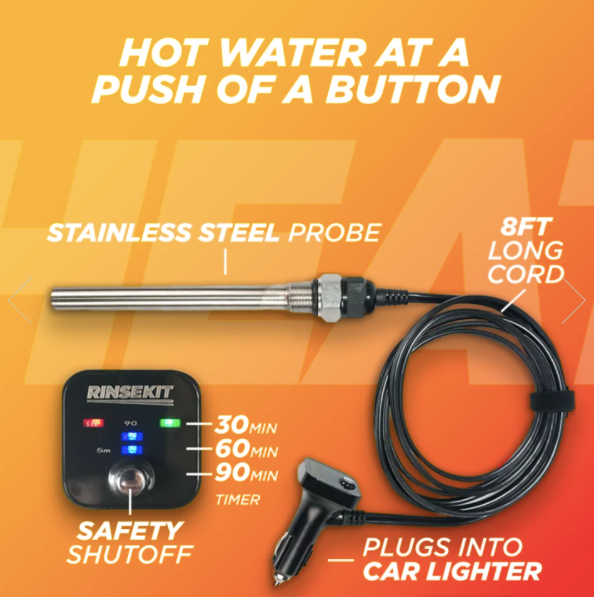 Hot Rod Water Heater