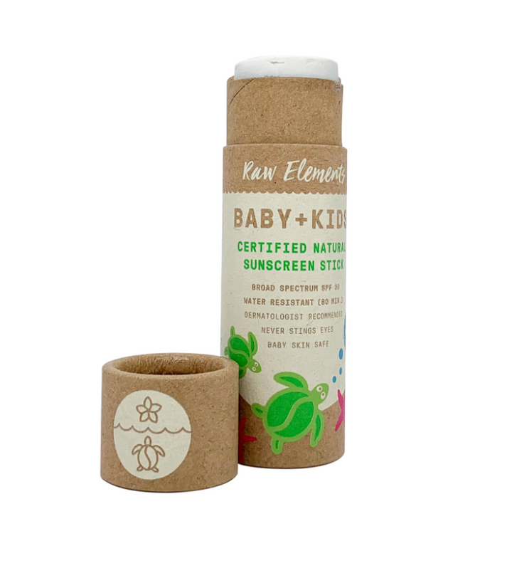 BABY + KIDS 30+ STICK *ZERO WASTE*